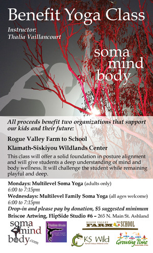 Yoga for a cause