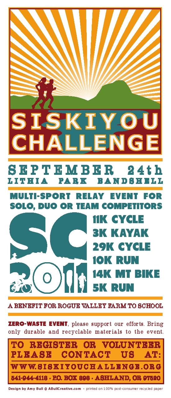 2011 Siskiyou Challenge