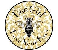 BeeGirl logo