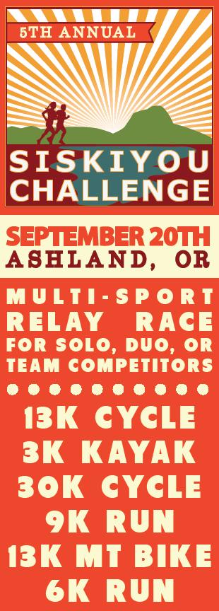 Click for Siskiyou Challenge